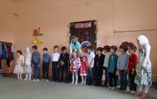 Последний  звонок в начальной школе «Луч знаний»