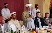 Официальный ифтар в Одессе