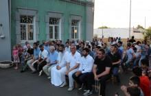 Азербайджанский ифтар в честь ночи Лейлят Аль-Кьадр.